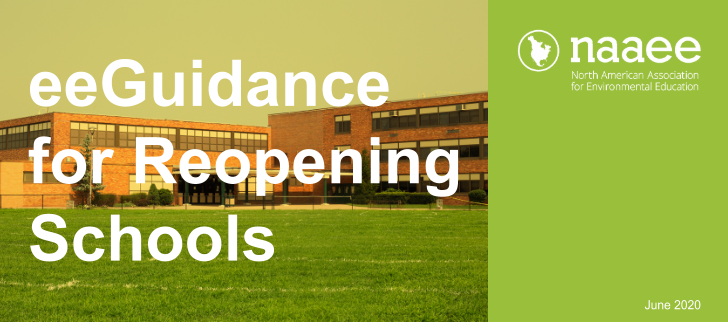 eeGuidance for Reopening Schools